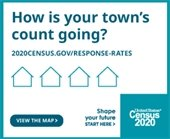 How is your town's count going?