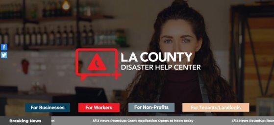 Disaster Help Center