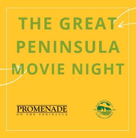 The Great Peninsula Movie Night