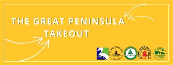 The Great Peninsula Takeout Banner