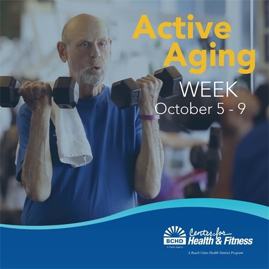 BCHD Active Aging