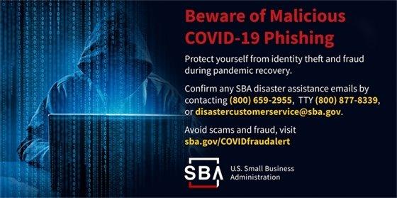 SBA Phishing Scheme