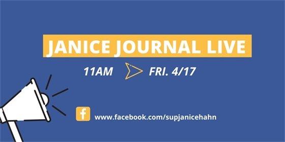 Janice Journal Live