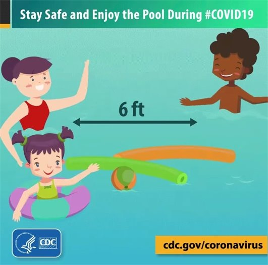 Stay Safe and Enjoy the Pool During COVID-19
