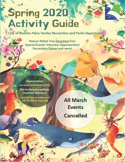Spring 2020 City Newsletter and Recreation Guide