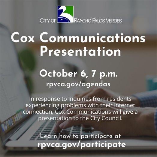 Cox Communications Presentation