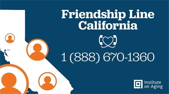 Friendship Line California