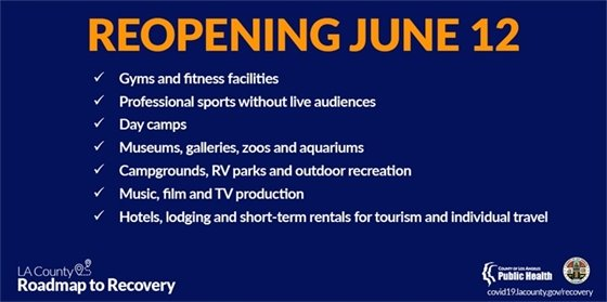 Reopening June 12