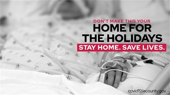 Stay Home. Save Lives.
