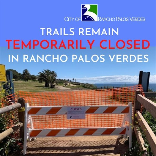 Trails Remain Closed