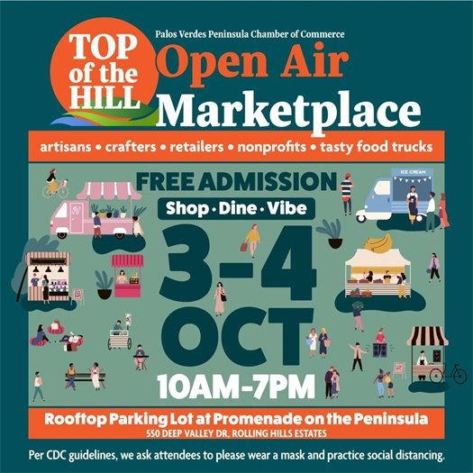 Top of the Hill Open Air Market