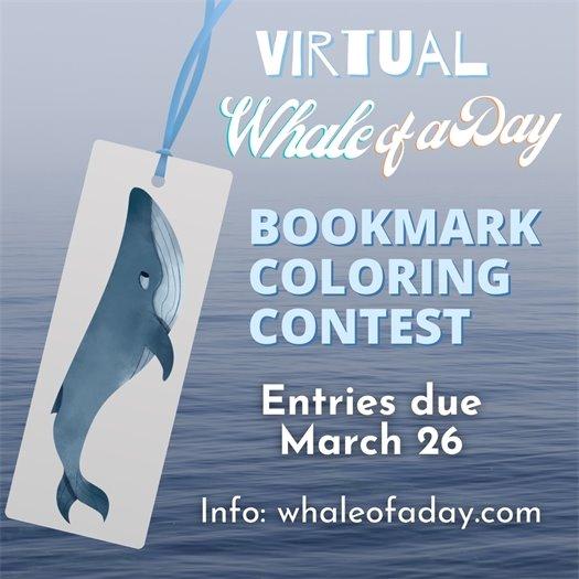 Bookmark Coloring Contest