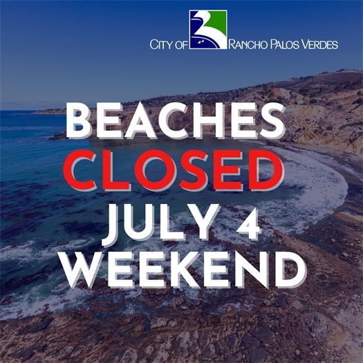 Beaches Closed Fourth of July Weekend