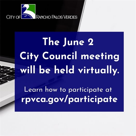 June 2 City Council Meeting