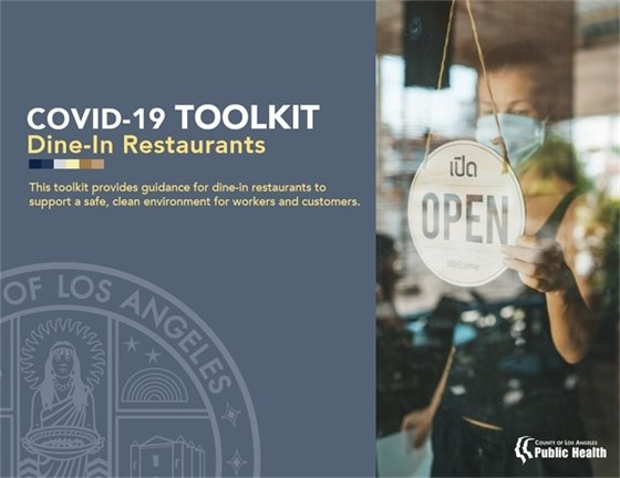 Toolkit for Dine-in Restaurants