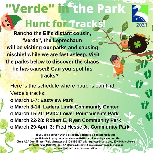 Verde in the Park