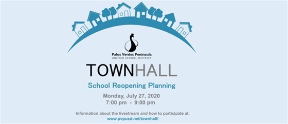 PVPUSD Town Hall