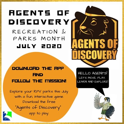 Agents Of Discovery Mission