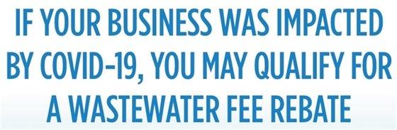Wastewater Fee Rebate