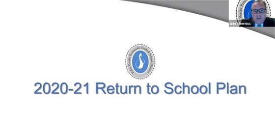 Return to School Plan