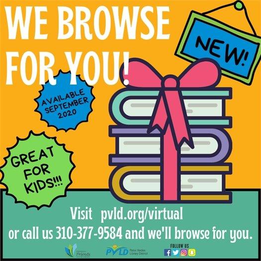 PVLD Virtual Browsing
