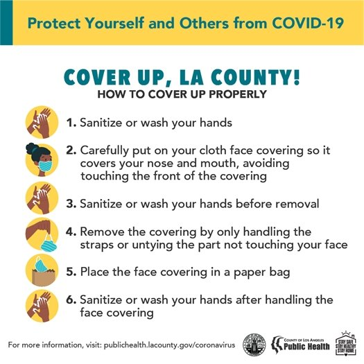 Cover Up, LA County