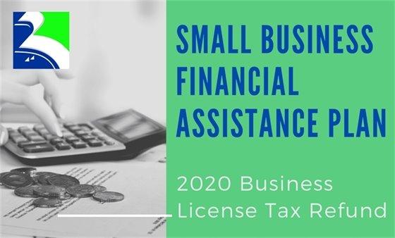 Business License Tax Refund