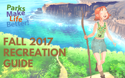 Fall Recreation Guide 2017