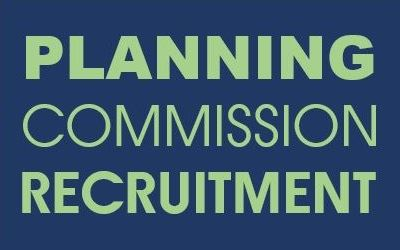 Planning Commission Recruitment Spotlight Image (400x250)