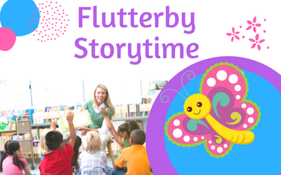 Flutterby Storytime