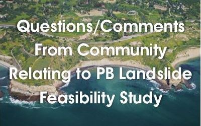 PB Landslide Questions/Comments from Community (Spotlight) 400x250