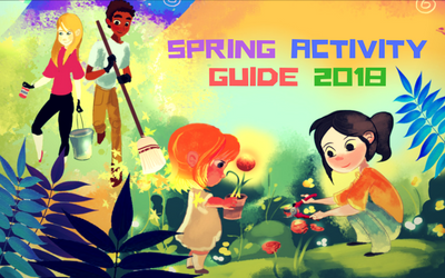 Spring Activity Guide Spotlight