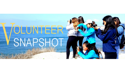 volunteer snapshot spotlight image