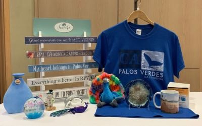 PVIC museum store holiday items