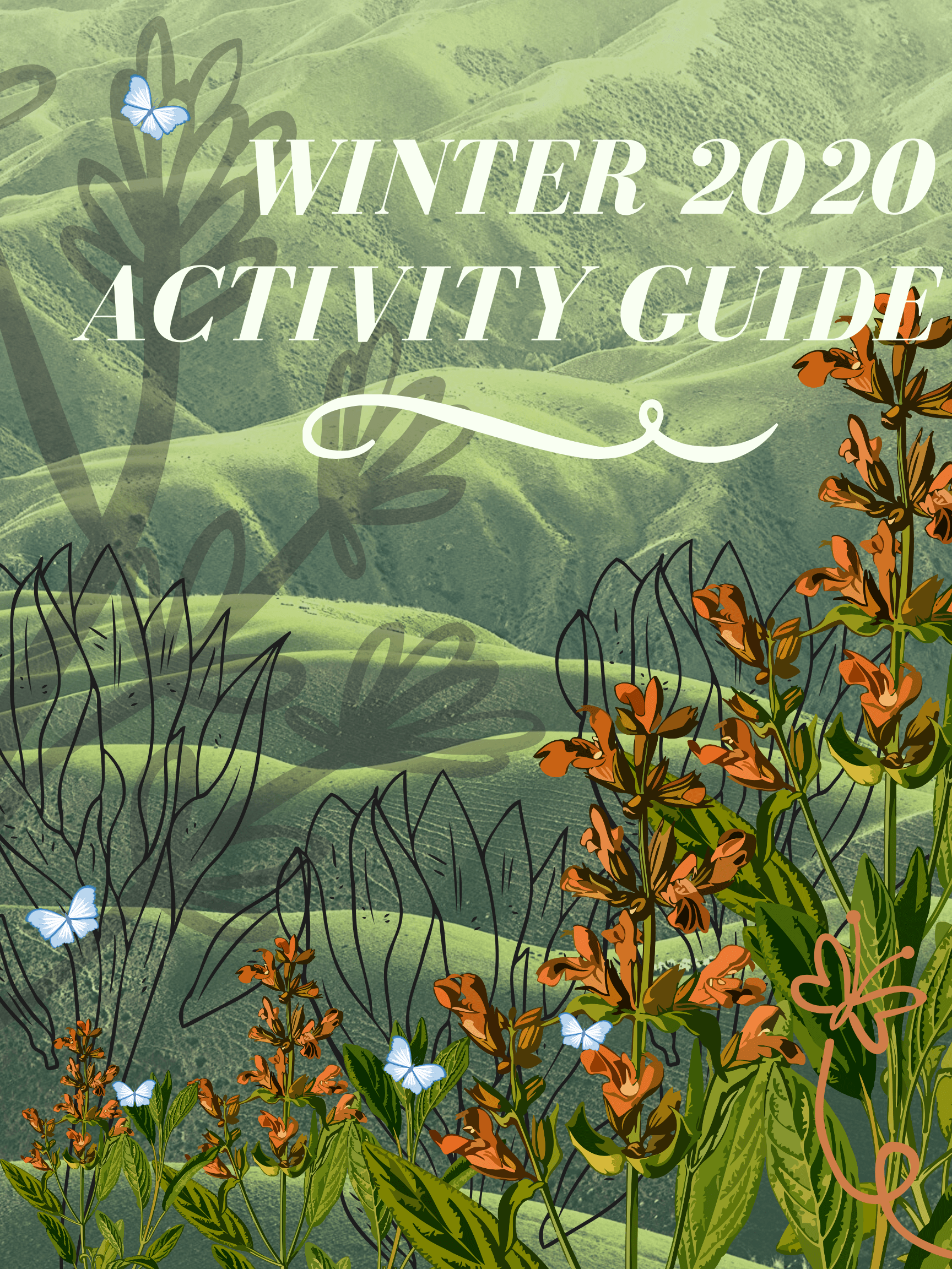 WINTER 2020 RECREATION ACTIVITY GUIDE