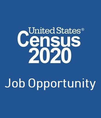 2020 Census Job Opportunity