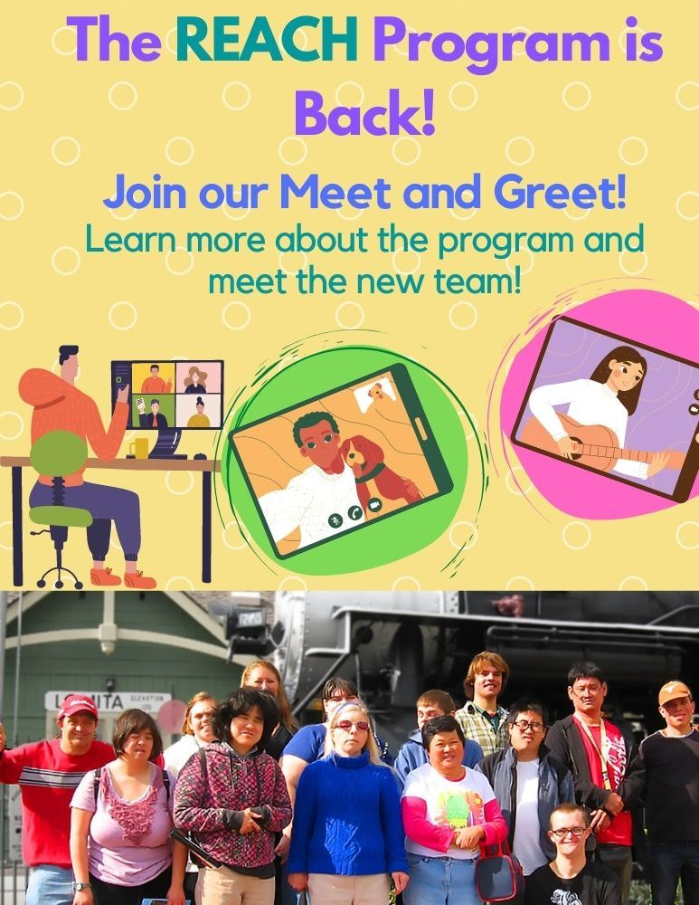 The REACH Program us Back!