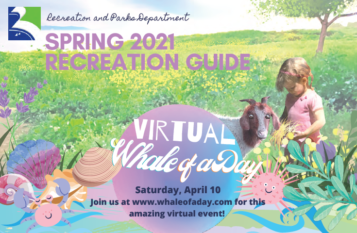Spring 2021 Recreation Activity Guide