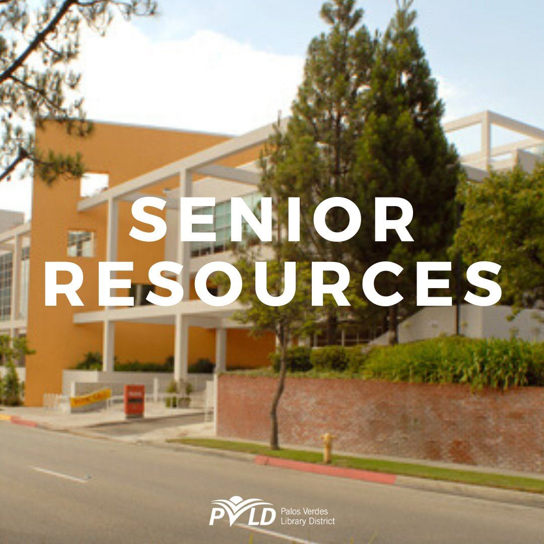 PVLD Senior Resources