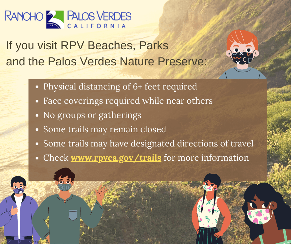 If you visit RPV Beaches, Parks and the Palos Verdes Nature Preserve_